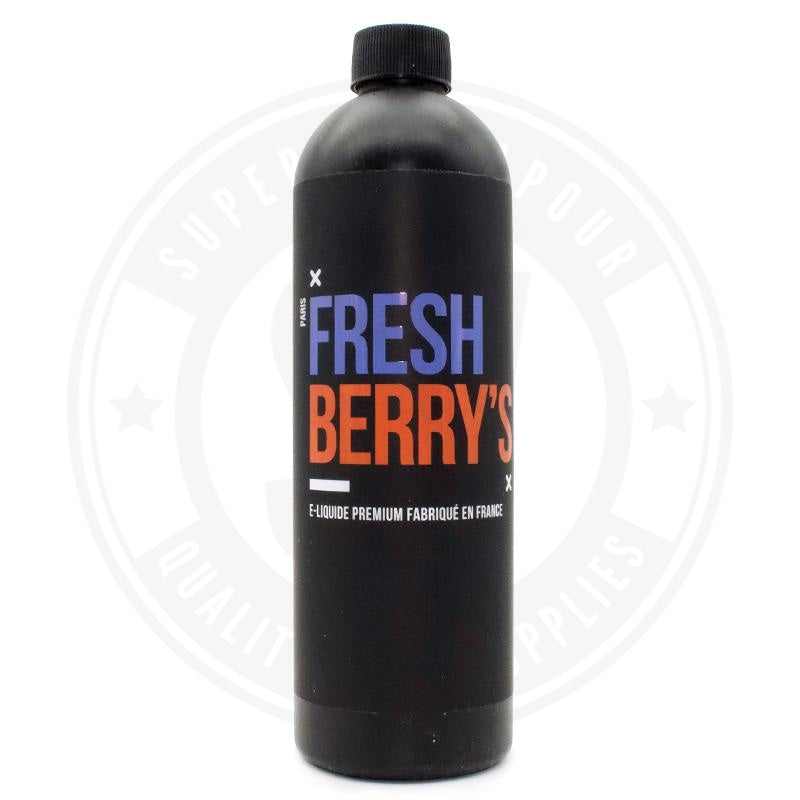 Fresh Berries E-Liquid by Remix Jet