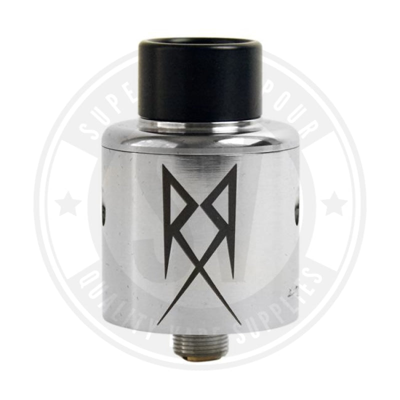 Recoil Rda By Grimmgreen And Ohmboyoc Silver
