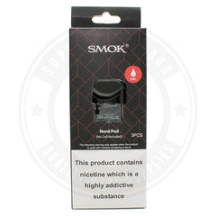 Smok Nord Replacement Pods X3 Atomizer