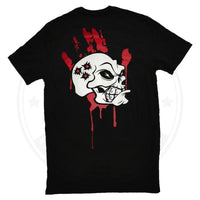 Dead Mans Hand T Shirt By Purge Mods Clothing