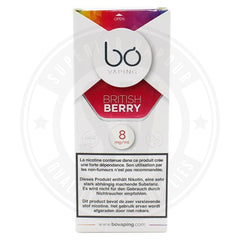 British Berry Bo Caps By Vaping E Liquid