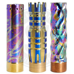 Custom Titanium Mods By Comp Lyfe Mod