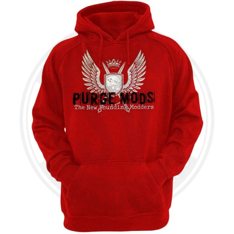 Purge Hoodie By Mods Clothing