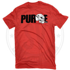 Purge Carnage T Shirt By Mods Small / Red Clothing