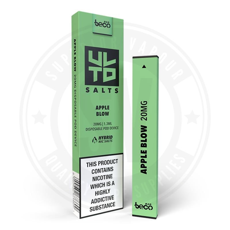 ULTD Puff Bar Disposable Vape Kit