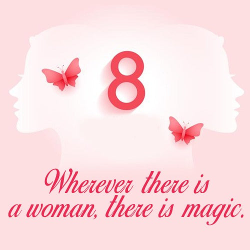 Happy Women's Day!!