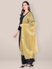 Blended Silk Dupatta in Mustard