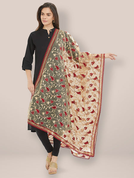 net dupatta for women