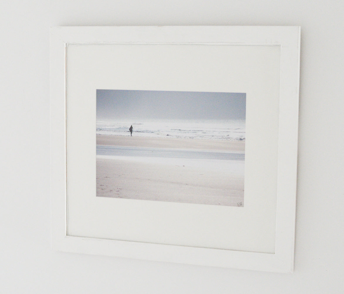 Solo Reflection - A Walk On Woolacombe