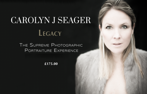 LEGACY - A FEMALE PORTRAITURE PHOTOSHOOT (for up to two ladies)