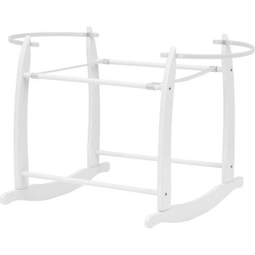 Clair De Lune Deluxe Rocking Stand - White