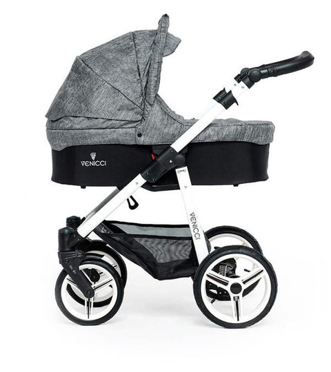 Venicci Travel System - Denim Grey