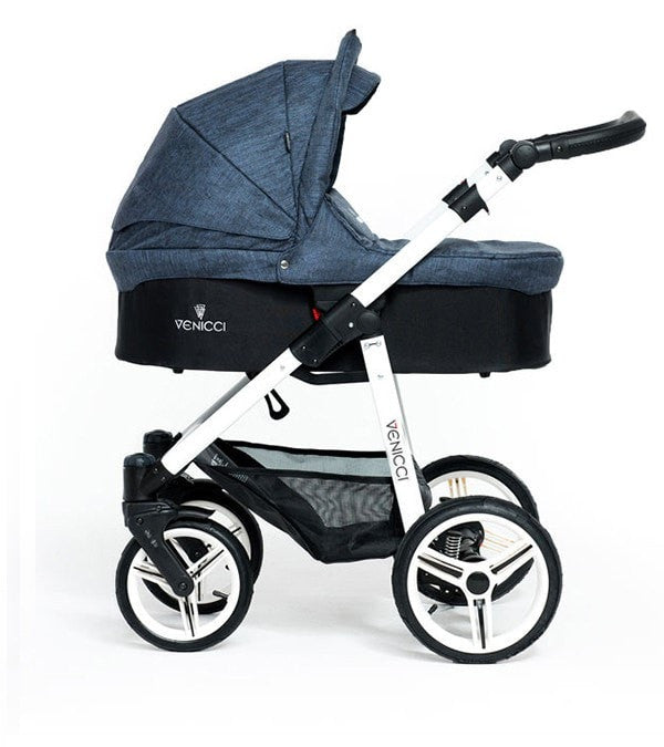 Venicci Travel System - Denim Blue