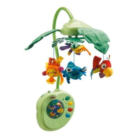 Rainforest Mobile