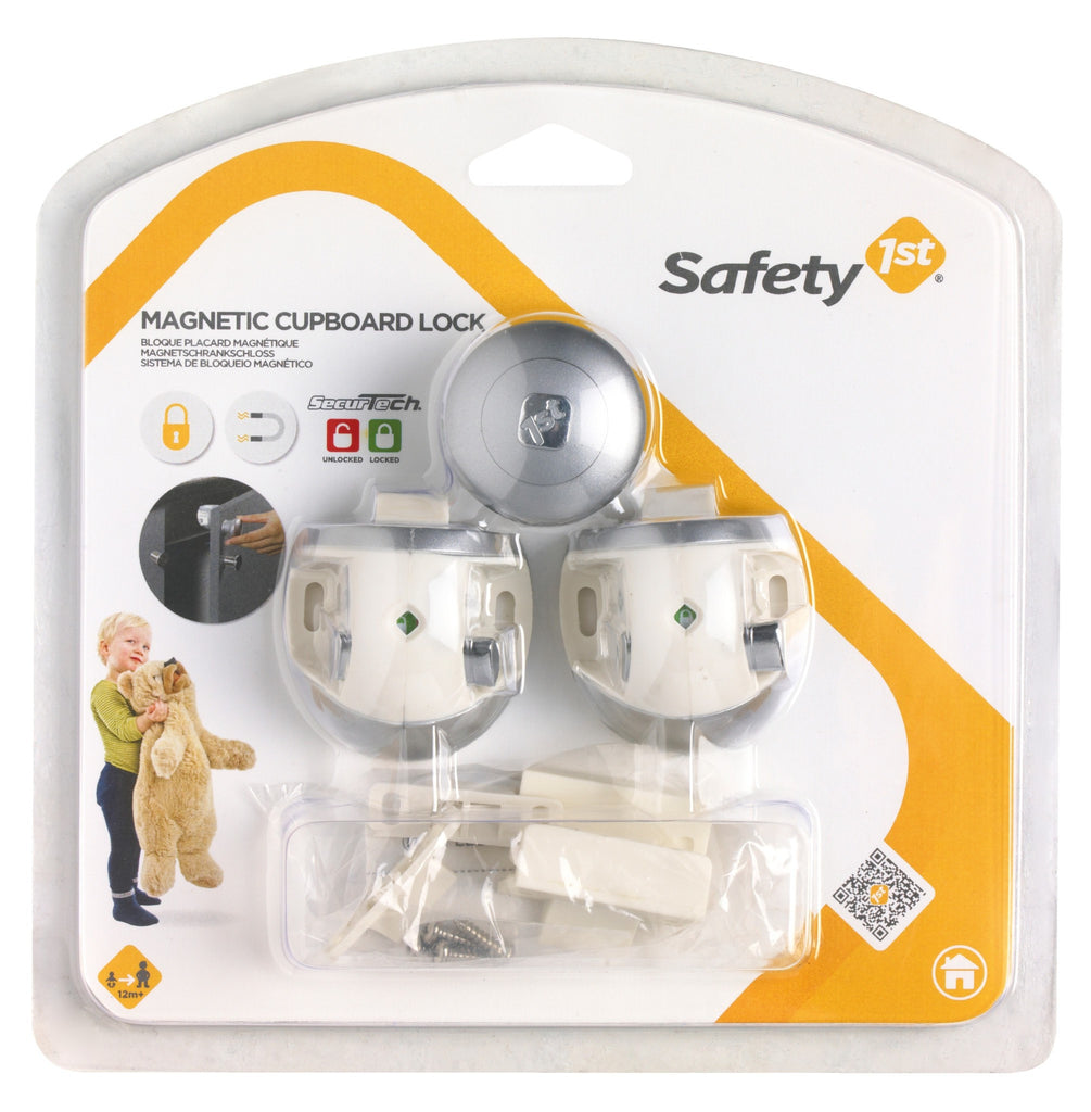 Safety 1st Magnetic Lock - Grey