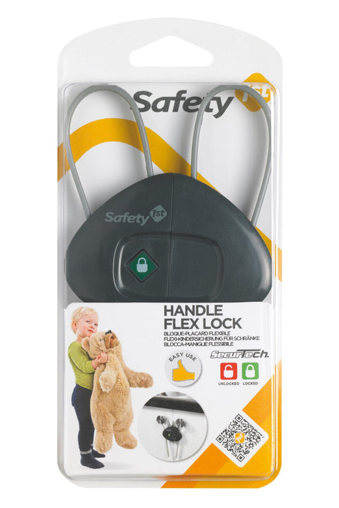 Safety 1st Handle Flex Lock Grey