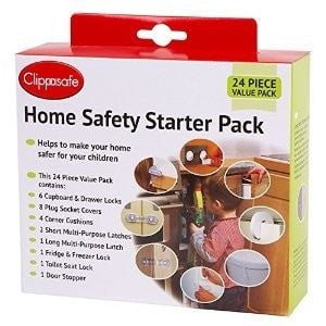 Home Safety Starter Pack / Clippasafe