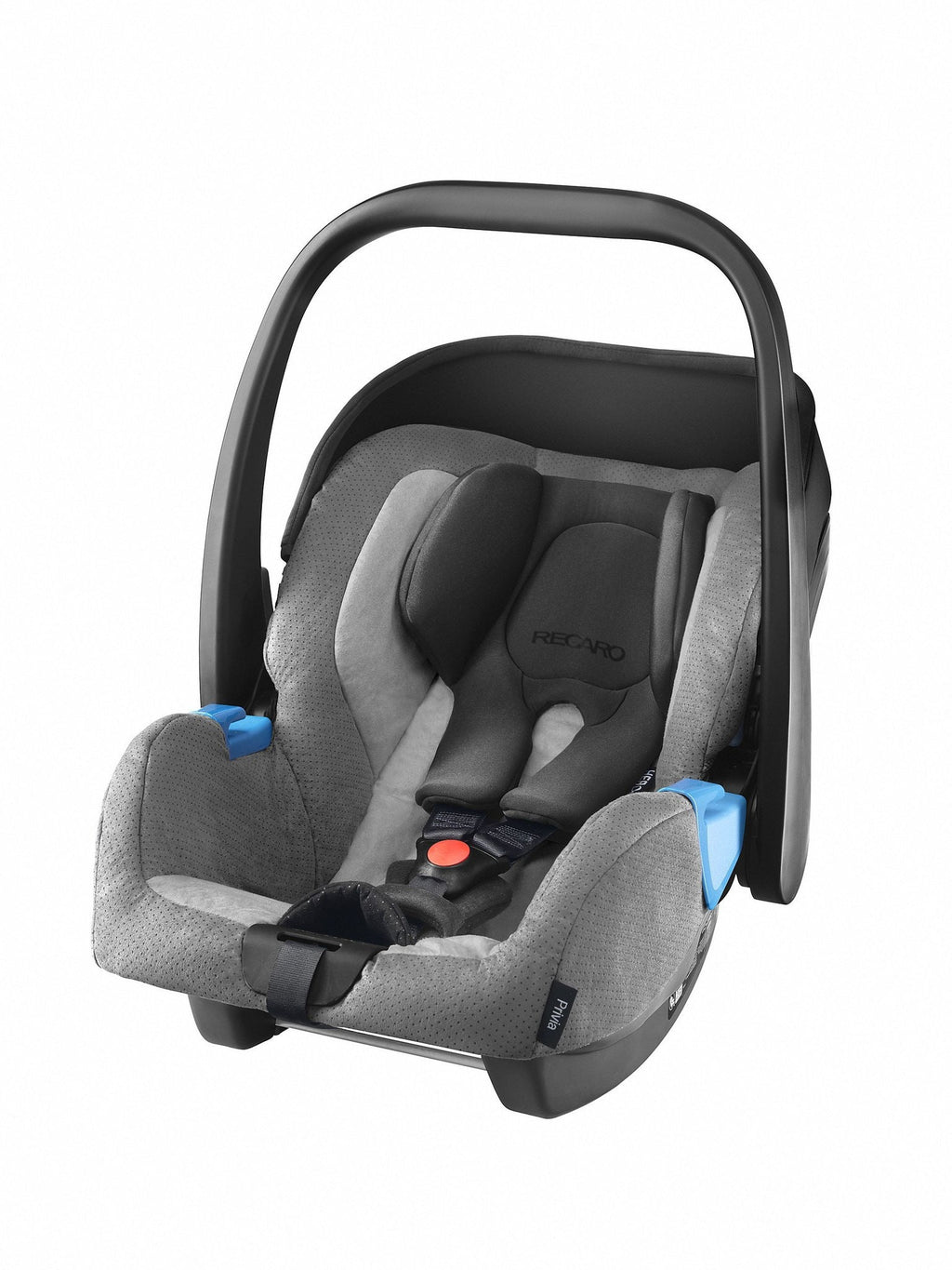 Recaro Privia With Isofix Base - Shadow