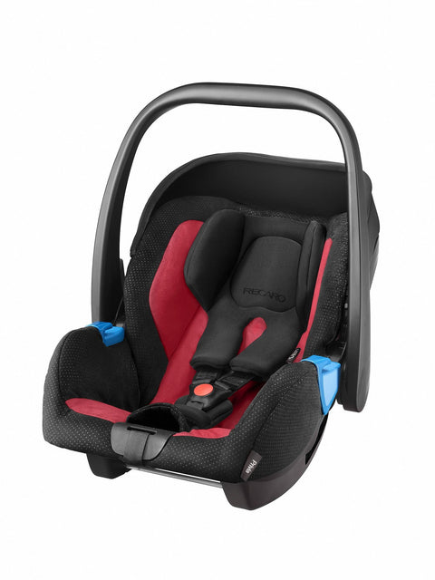 Recaro Privia With Isofix Base - Ruby