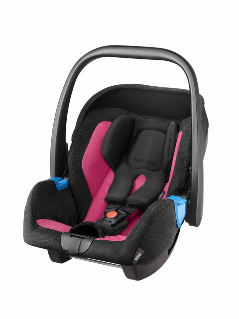 Recaro Privia With Isofix Base - Pink
