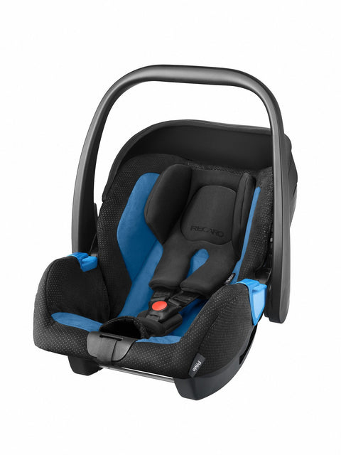 Recaro Privia With Isofix Base - Saphir