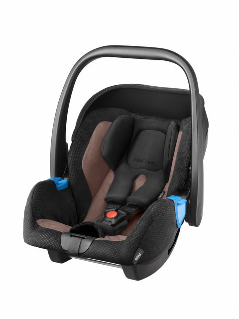 Recaro Privia With Isofix Base - Mocca