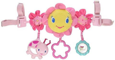 Bright Starts Toy Bar Pink