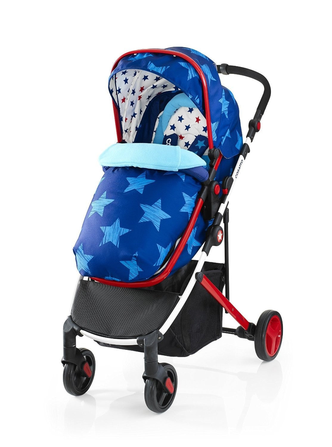 Cosatto Wish Air Starbright Pushchair Little Angels