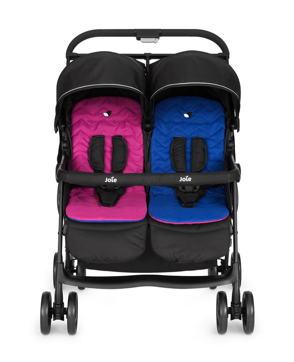 Joie Aire Twin - Pink & Blue