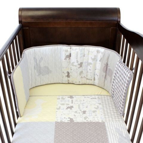 Babystyle Puddle Duck 3 Piece Cot Bed Bedding