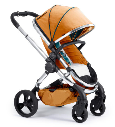 iCandy Peach Travel System Bundle Nectar - Chrome Chassis