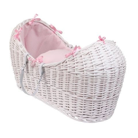 Clair de Lune Noah Pod - White With Waffle Pink