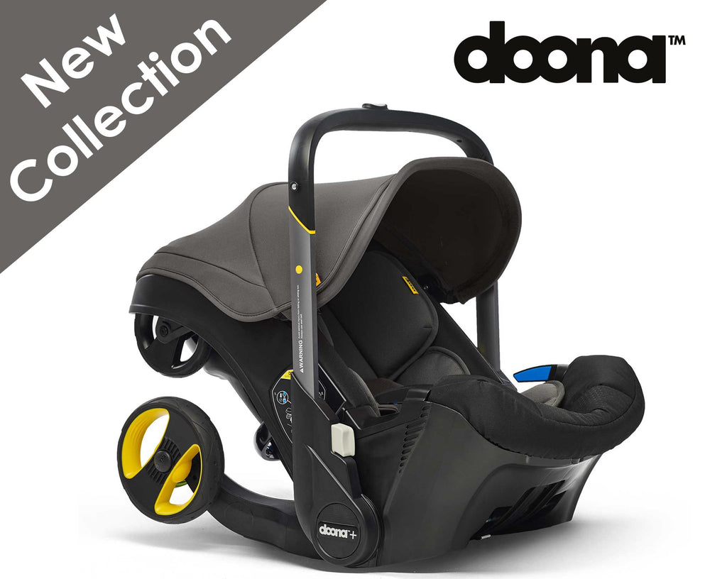 Doona Infant Car Seat Stroller - Urban Grey