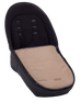iCandy Strawberry2 Tudor + Free Footmuff - Black Chassis