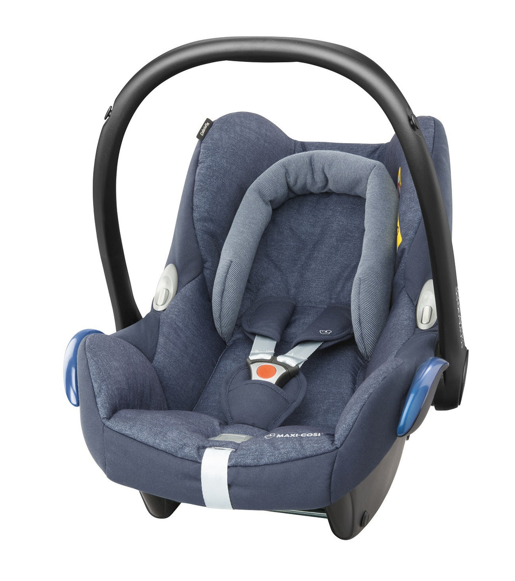 maxi cosi cabriofix with easyfix base nomad blue. Black Bedroom Furniture Sets. Home Design Ideas