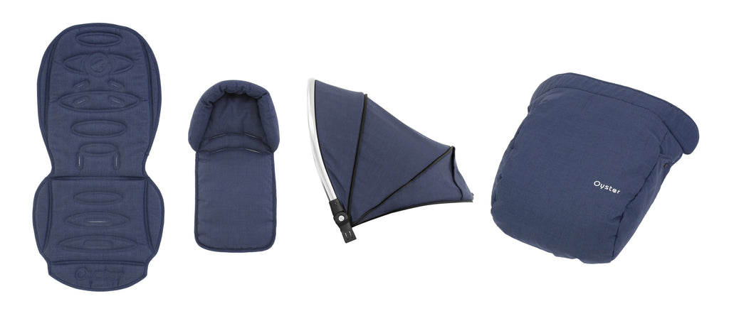 Oyster Upper Seat Unit Colour Pack - Oxford Blue