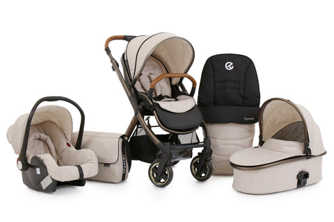 Babystyle Oyster 2 special Edition City Bronze