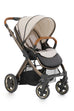 BabyStyle Oyster 2 - City bronze 2 in 1 travel system