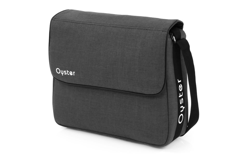 Oyster Changing Bag - Tungsten Grey
