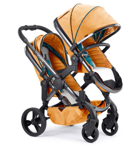 iCandy Peach Travel System Bundle Blossom Nectar - Phantom Chassis