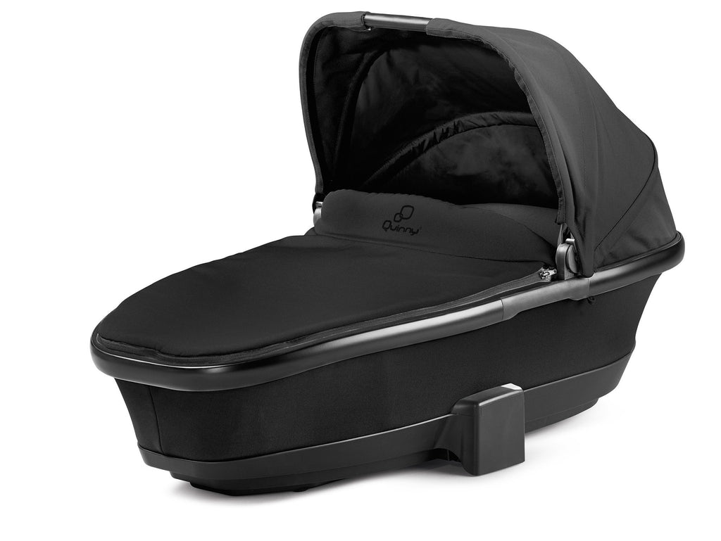 Quinny Mood Foldable Carrycot Black Devotion
