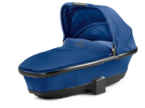 Quinny Moodd Foldable Carrycot - Blue Base