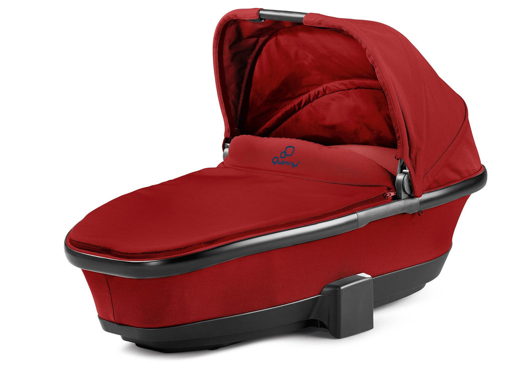 Quinny Moodd Foldable Carrycot - Red Rumour