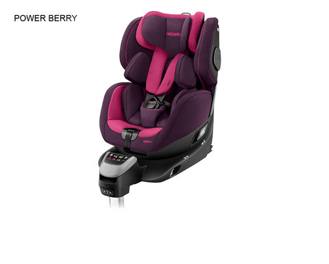 Recaro Zero.1 - Power berry