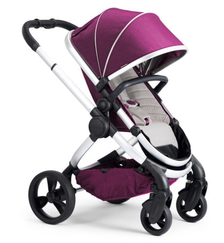 iCandy Peach Travel System Bundle Damson - Satin Chassis