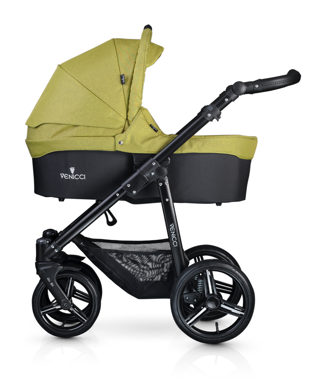 Venicci 3in1 Travel System - Denim Green