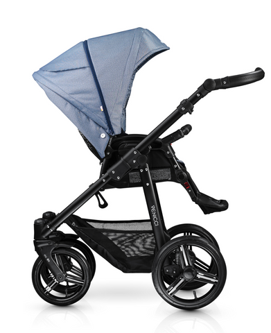 Venicci Shadow 3in1 Travel System - Midnight Blue