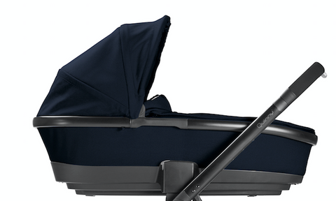Quinny Moodd Foldable Carrycot - Midnight Blue
