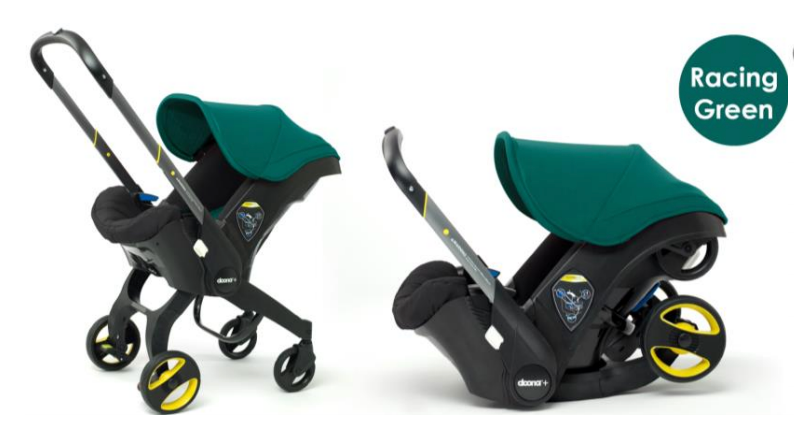 Doona Infant Car Seat Stroller - Racing Green