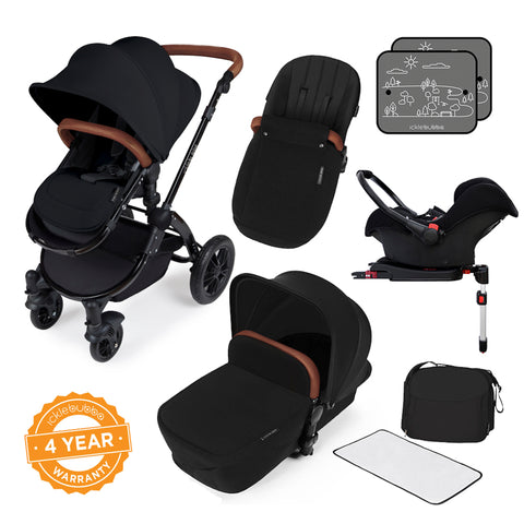 Ickle Bubba Stomp V3 All In One - Black